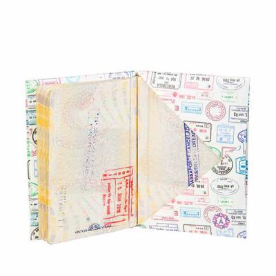 Mexerica Brindes - Passaporte de Papel