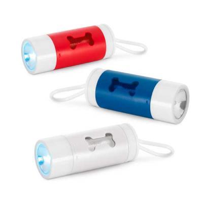 Mexerica Brindes - Kit de higiene para cachorro com LED