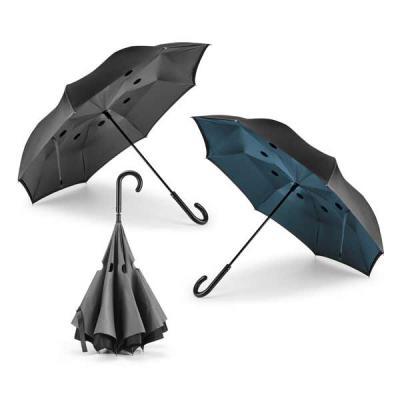 Mexerica Brindes - Guarda-chuva Invertido