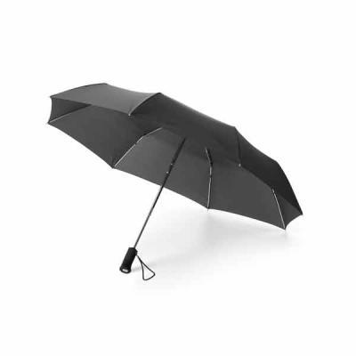 mexerica-brindes - Guarda-chuva com lanterna