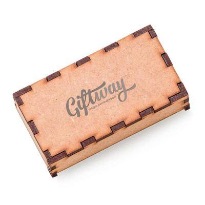 GiftWay - caixa de presente com acabamento especial em mdf