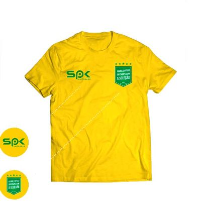 SP Uniformes - Camiseta