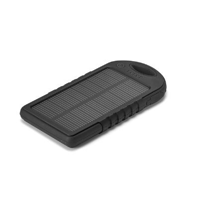 a-e-t-brindes-promocionais - Bateria portátil solar personalizada