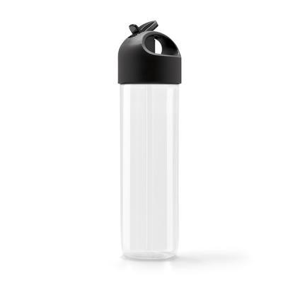 a-e-t-brindes-promocionais - Garrafa squeeze personalizado com canudo