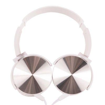 J.E Brindes - Headphone Bass Estéreo com Microfone