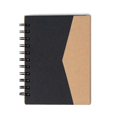 J.E Brindes - Bloco de anotações ecológico com sticky notes e suporte para caneta. Bloco de capa colorida com abertura lateral imantada, primeira folha com cinco bl...