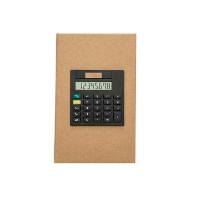 J.E Brindes - Bloco de Anotações com Calculadora