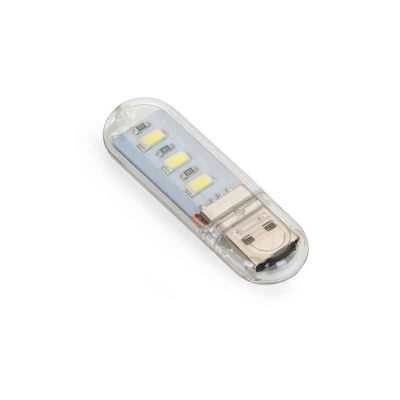 J.E Brindes - Luminária USB com Led