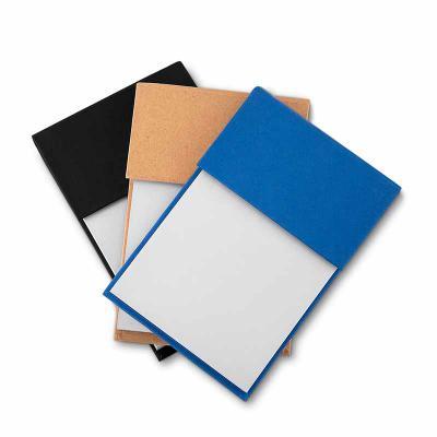J.E Brindes - Bloco de Anotações com sticky notes
