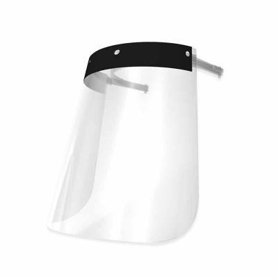 J.E Brindes - Máscara PETG de Proteção Facial