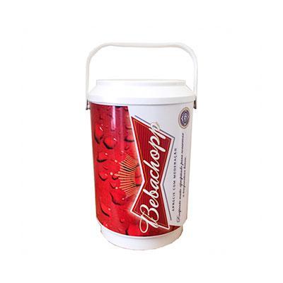 GJ Brindes - Cooler personalizado para 6 latas