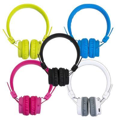 GJ Brindes - Headfone Wireless colorido