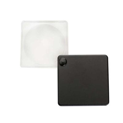 gj-brindes - Lupa com capa plástica