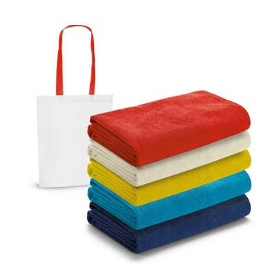 Tompromo Bags - Toalha para esporte. Microfibra: 210 g/m².  Tamanho: 400 x 800 mm Bolsa: 135 x 205 mm