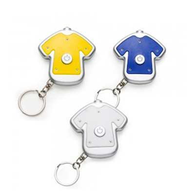 NewSilk - Chaveiro com lanterna Possível personalizar *Temos outros modelos de chaveiro.