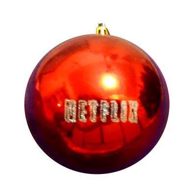 NewSilk - Bola de Natal Diversas cores e tamanhos Impressão 1 ou mais cores (verificar disponibilidade de estampa)