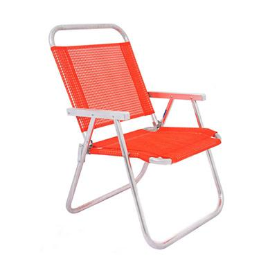 NewSilk - Cadeira de praia de metal