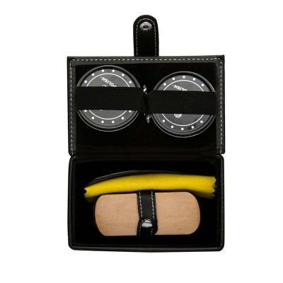 Brinde Show - Kit engraxate 5 peças personalizado