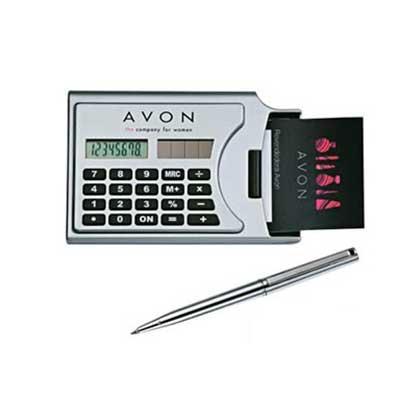 Brinde Show - Calculadora porta cartão