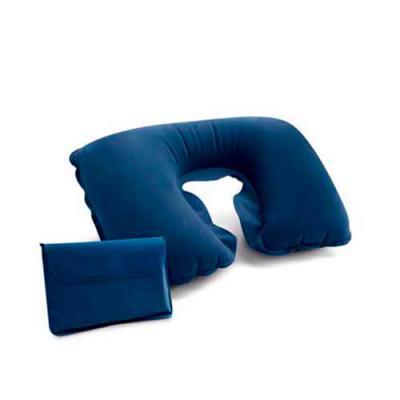 Brinde Show - Almofada de pescoço. PVC aveludado. Fornecida em bolsa
