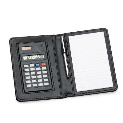 Brinde Show - Bloco de anotações com calculadora