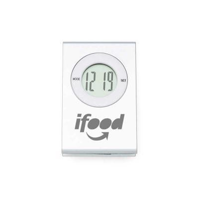 Brinde Show - Relógio Digital Prendedor