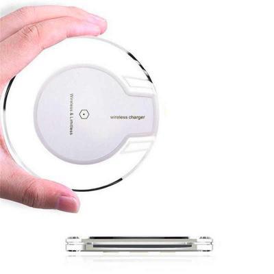 Spaceluz Brindes - Carregador Wireless compatível com todos os aparelhos