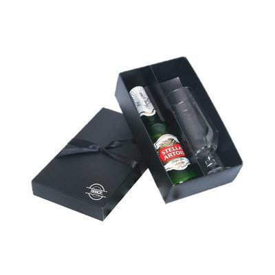 Spaceluz Brindes - Kit Cerveja Stella Artois com Taça 300ml