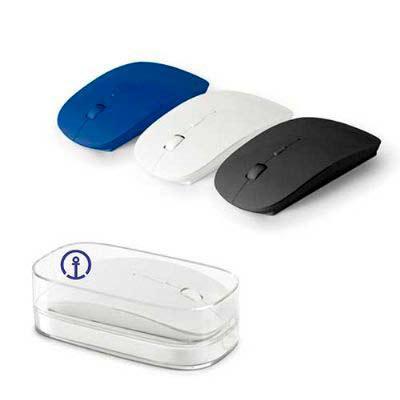 Spaceluz Brindes - Mouse wireless 2.4G