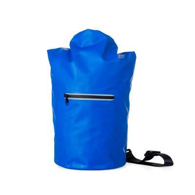 Spaceluz Brindes - Mochila saco 10 litros à prova d´água. Material confeccionado em lona, possui costura soldada resistente, lacre dobrável, alça ajustável para costa(re...