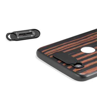 Spaceluz Brindes - Protetor para webcam