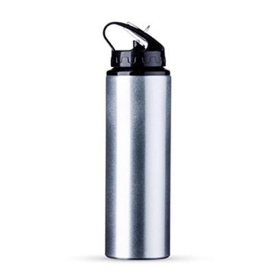 Spaceluz Brindes - Squeeze de alumínio 800ml com bico e tampa rosqueável
