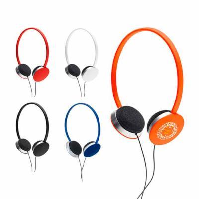 Spaceluz Brindes - Fone de ouvido ABS