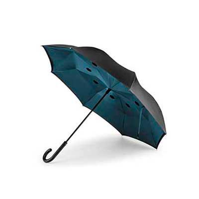 Spaceluz Brindes - Guarda-chuva reversível