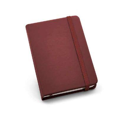 Inmark Brindes - Caderno capa dura e couro sintético