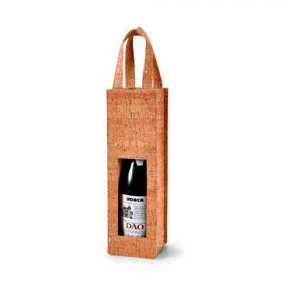 Inmark Brindes - Sacola para 1 garrafa
