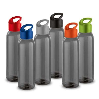 Inmark Brindes - Squeeze plastico com tampa colorida