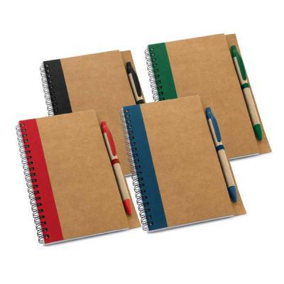 Prieto Brindes e Presentes Corporativos - Caderno capa dura