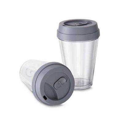 prieto-brindes-e-presentes-corporativos - Copo plástico com tampa 280ml