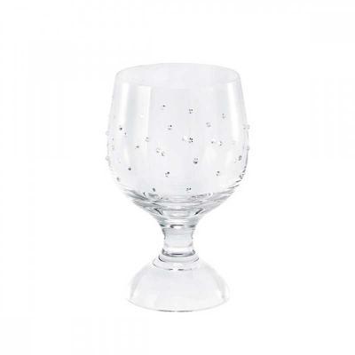Prieto Brindes e Presentes Corporativos - Copo para licor com cristais