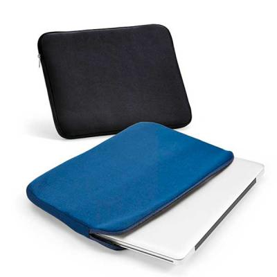 Prieto Brindes e Presentes Corporativos - Bolsa para notebook. Soft shell. Para notebook até 14''. 355 x 280 x 30 mm