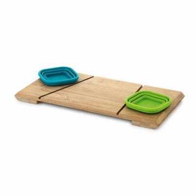 Totus Brindes - Base de mesa com 2 potes