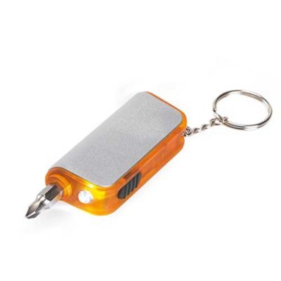 Totus Brindes - Chaveiro com lanterna e ferramenta