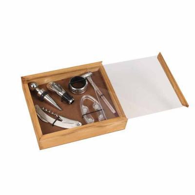Eco Design - Kit Vinho em caixa