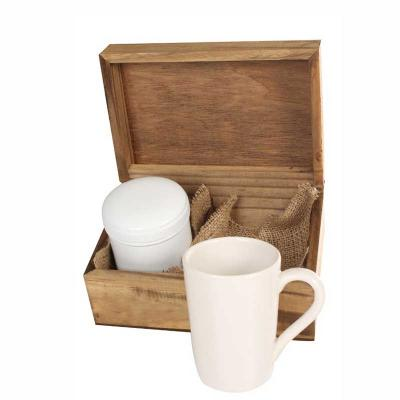 Eco Design - Kit Chá com caneca