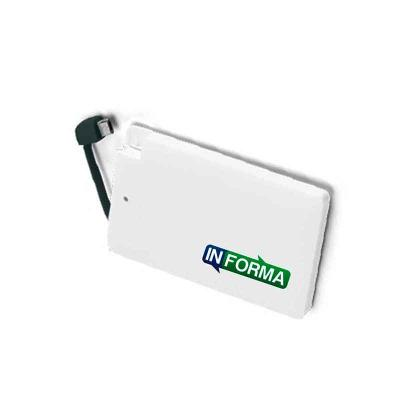 Canal Promocional - Power Bank cartão