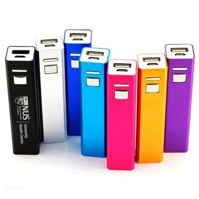 Amoriello Brindes Promocionais - Power Bank de metal, botão de ligar e desligar, com 01 entrada USB sistema android . - Botão liga-desliga - Acabamento metalico. - Tipo de bateria: ío...