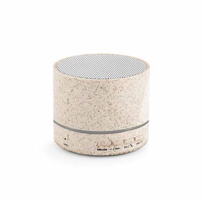 Amoriello Brindes Promocionais - Caixa de som Eco Bluetooth Personalizada