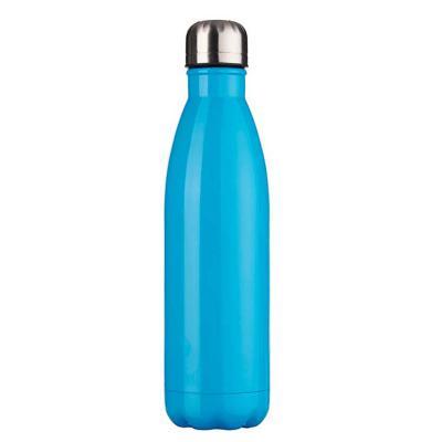 Amoriello Brindes Promocionais - Garrafa Aço Inox Color Brilhante Personalizada