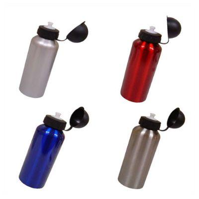 Amoriello Brindes Promocionais - Squeeze metálico de 500 ml.